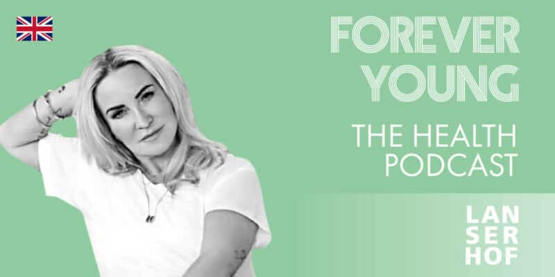 thumbnail of the Forever Young Podcast with Meg Matthews