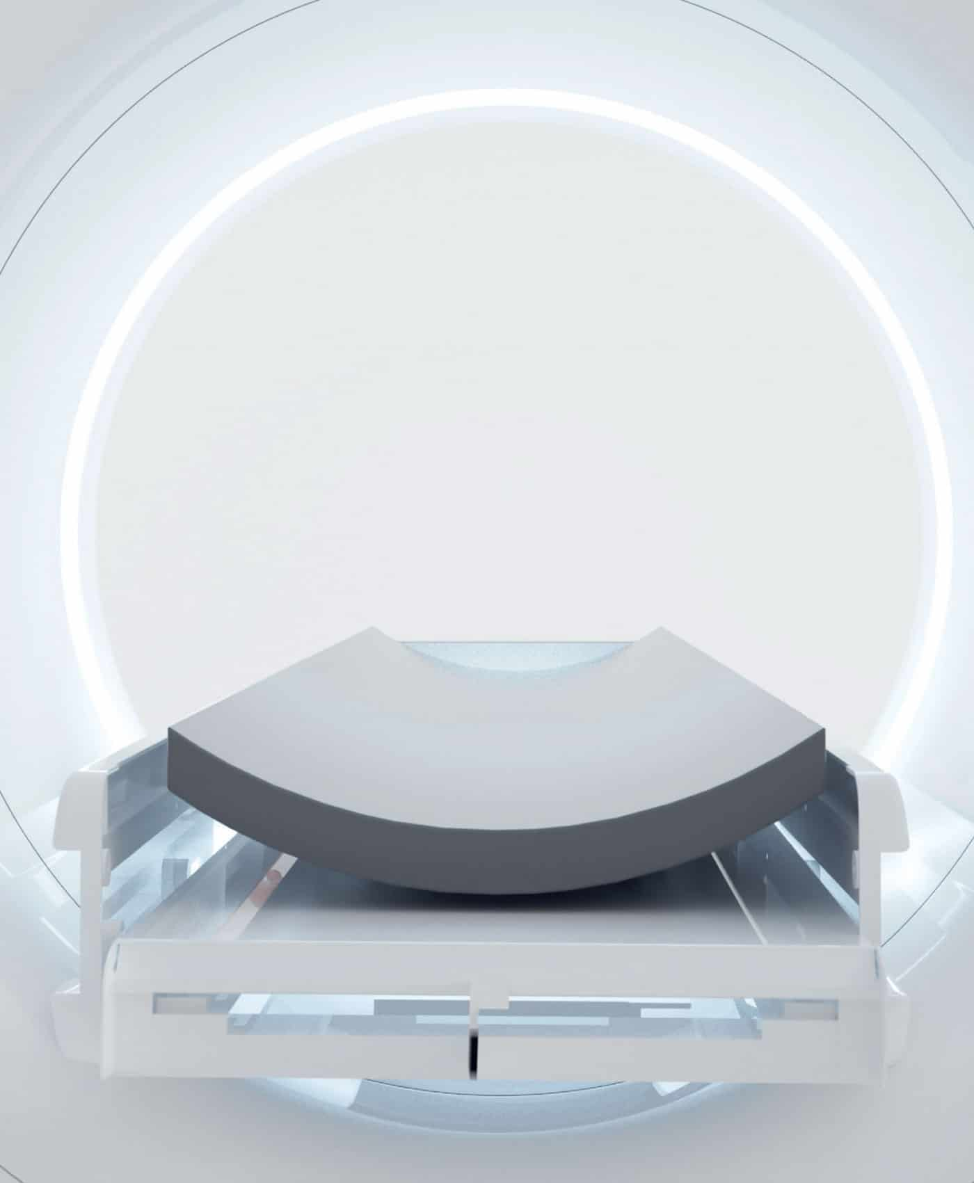 picture of the 3T MRI