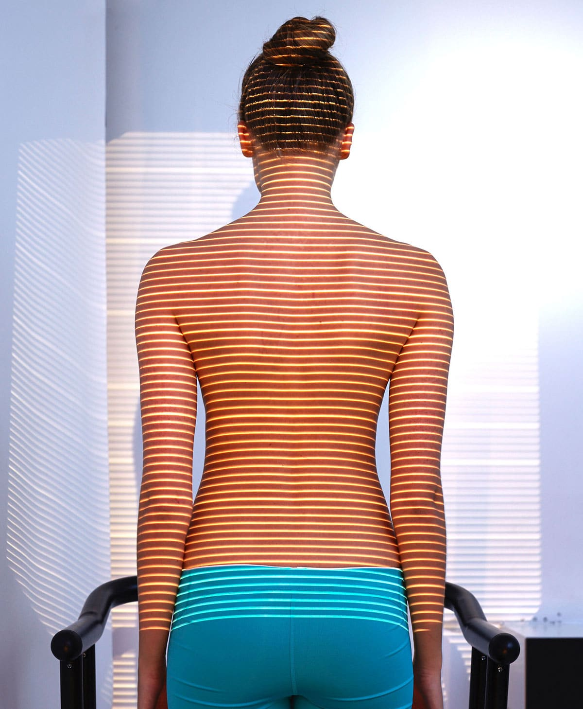 Women from the back for functional analysis