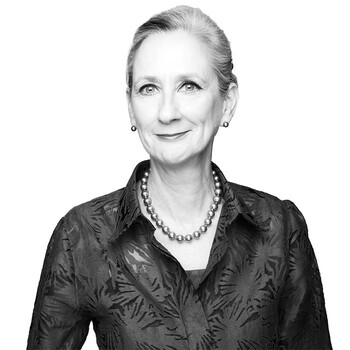 Portrait ofl Sheila McCann - General Manager of Lanserhof at The Arts Club