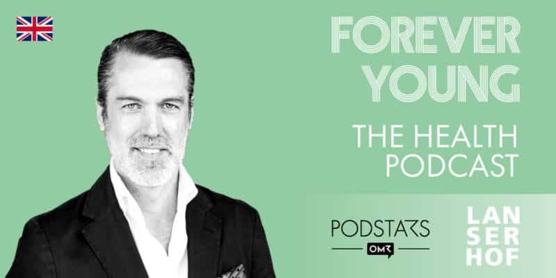 thumbnail of the Forever Young Podcast with Christian Fein
