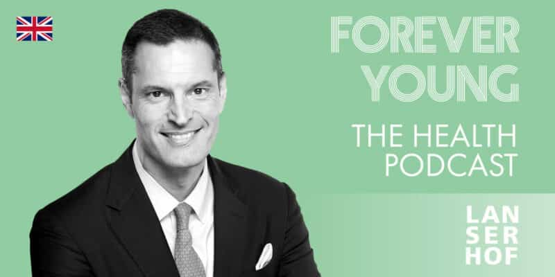 thumbnail of the Forever Young Podcast with Mario Pederzolli