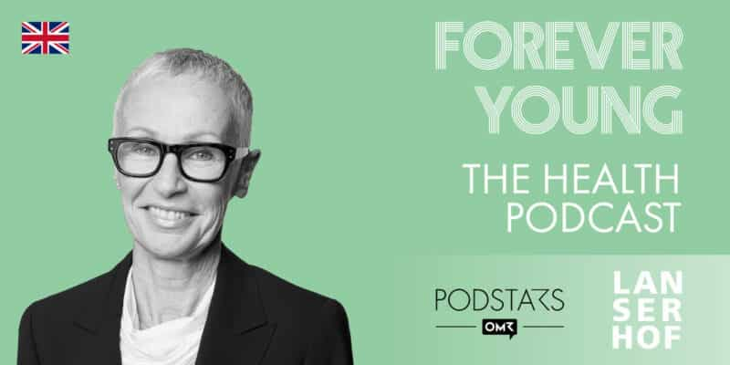 thumbnail of the Forever Young Podcast with Dr Ursula Levine