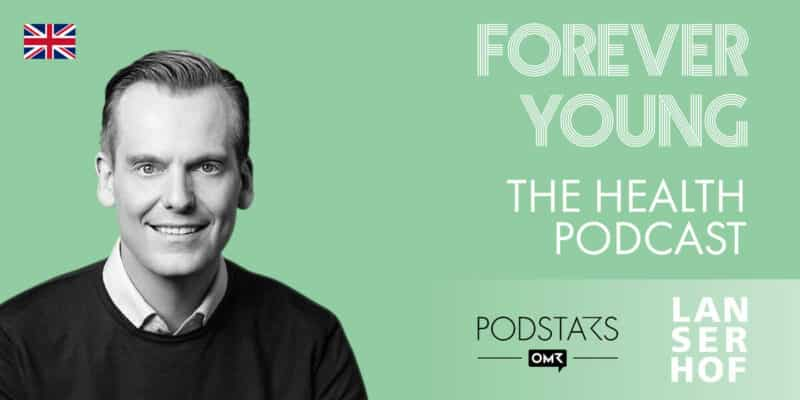 thumbnail of the Forever Young Podcast with Dr Timm Golueke