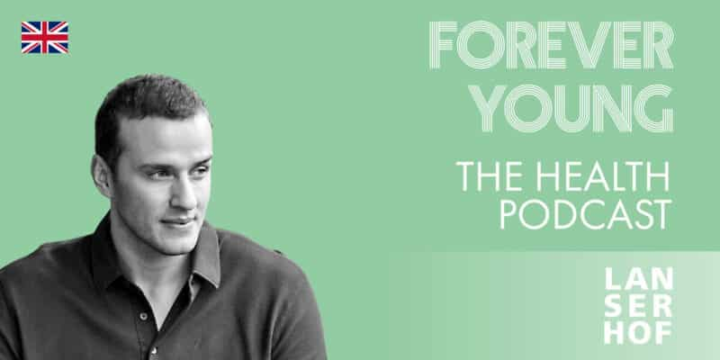 thumbnail of the Forever Young Podcast with Vadim Fedotov