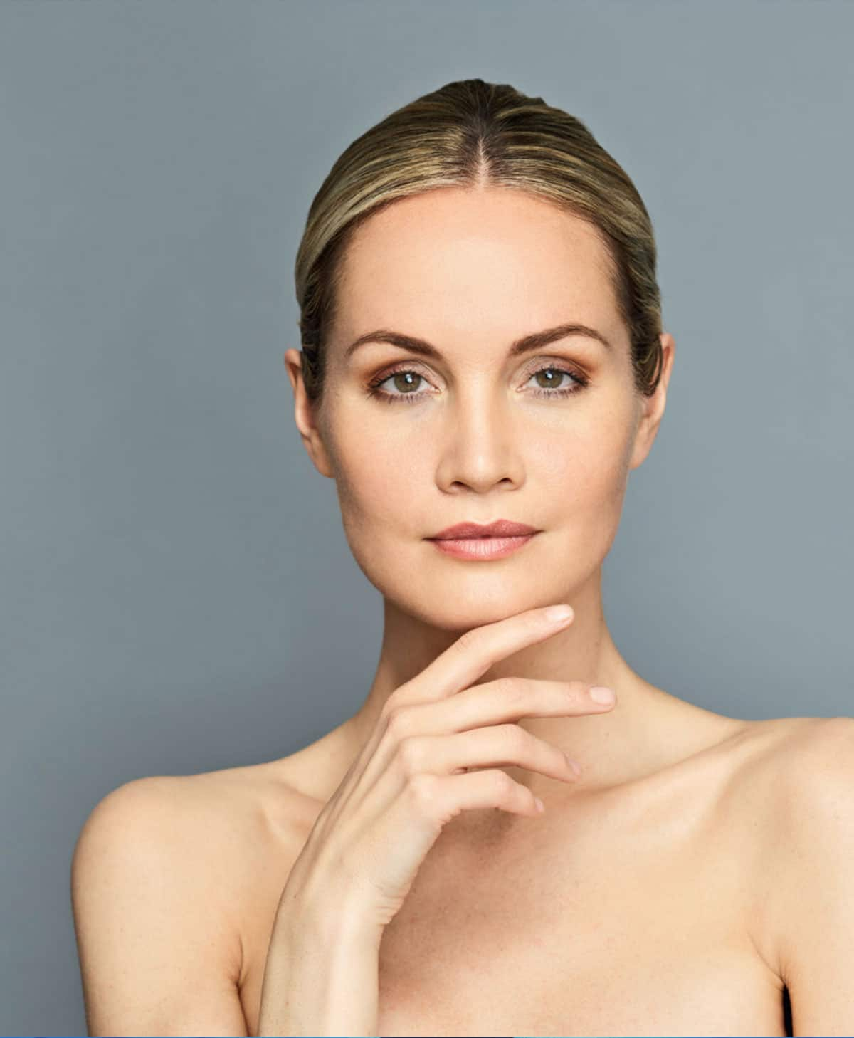 Portrait of a women for skincare at Lanserhof at The Arts Club