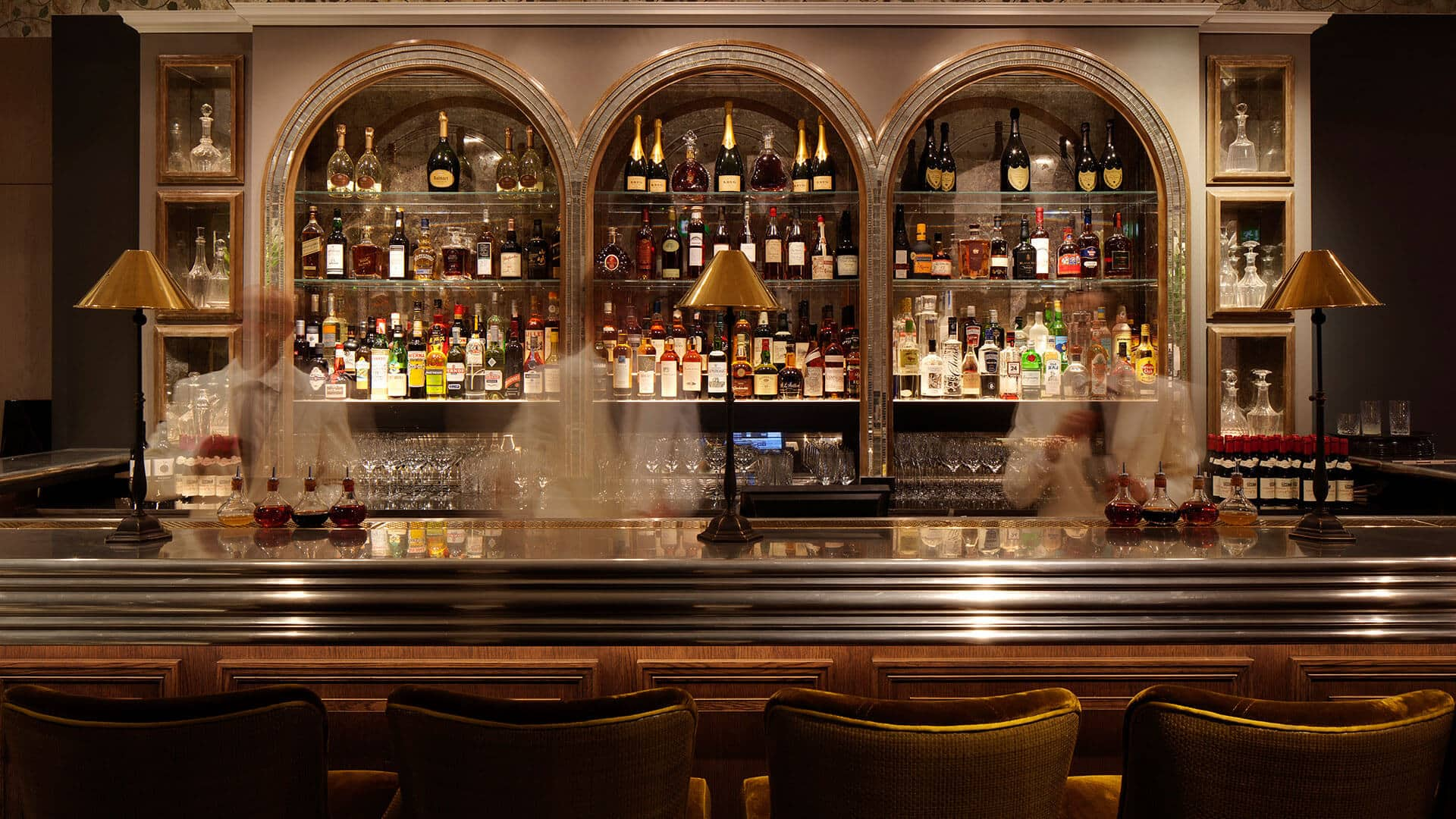 picture of the Brasserie Bar at The Arts Club