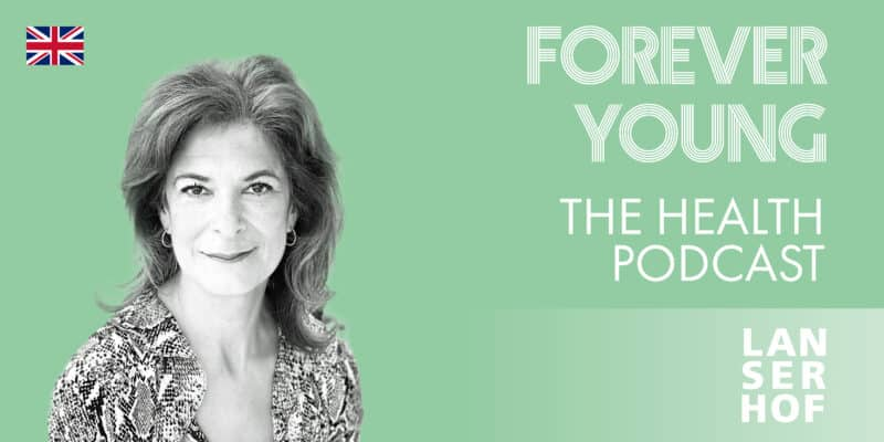 thumbnail of the Forever Young Podcast with Samina Showghi